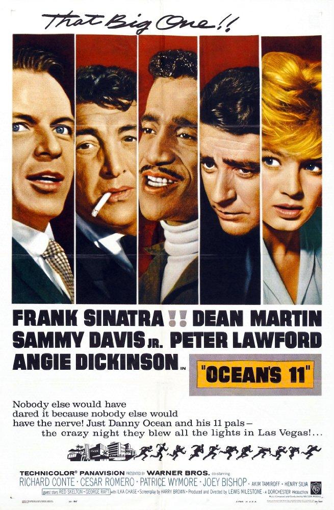 Ocean's 11 (1960) 📖