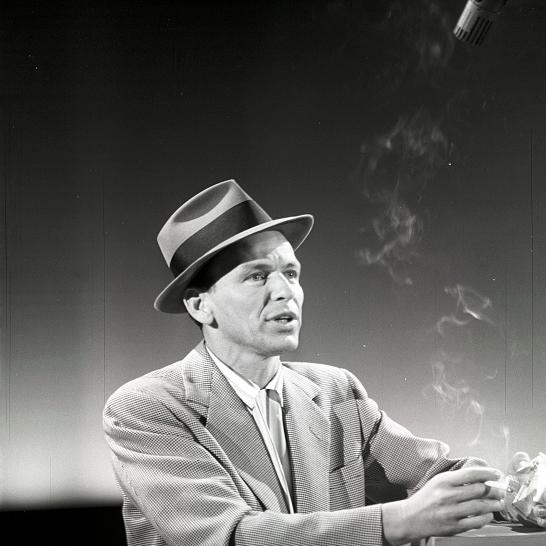 Frank Sinatra and Albert Maltz (Breaking the Blacklist, Part 1)