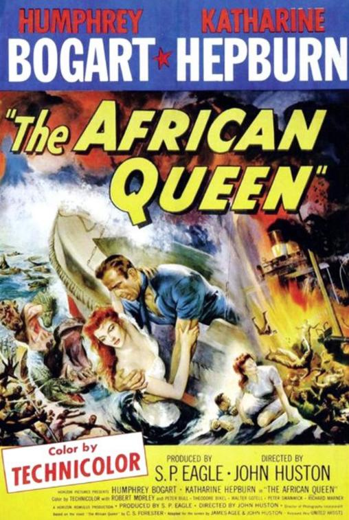 The African Queen (1951) 🌟