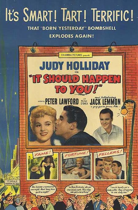 It Should Happen to You (1954) 🌟 📽
