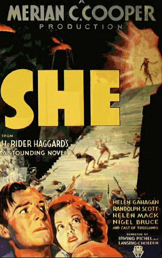 She (1935) 📖