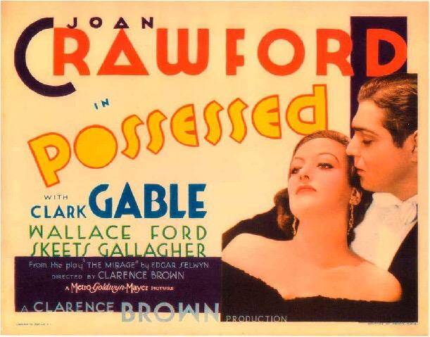 Possessed (1931) 🌟