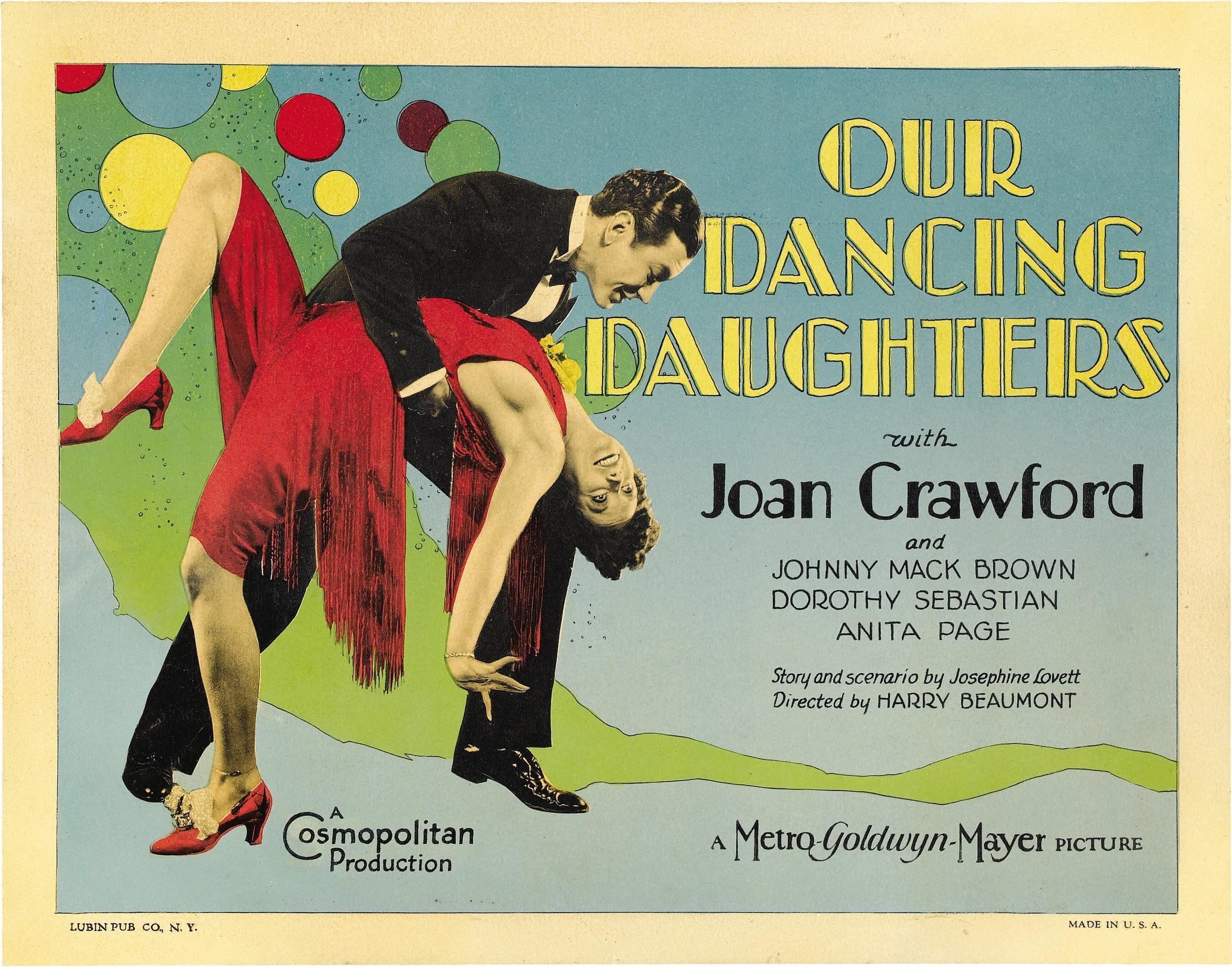 Our Dancing Daughters (1928) 📽