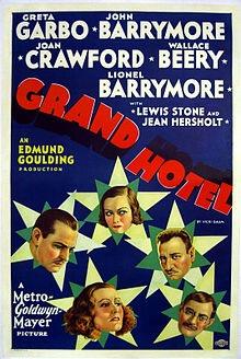 Grand Hotel (1932) 📽