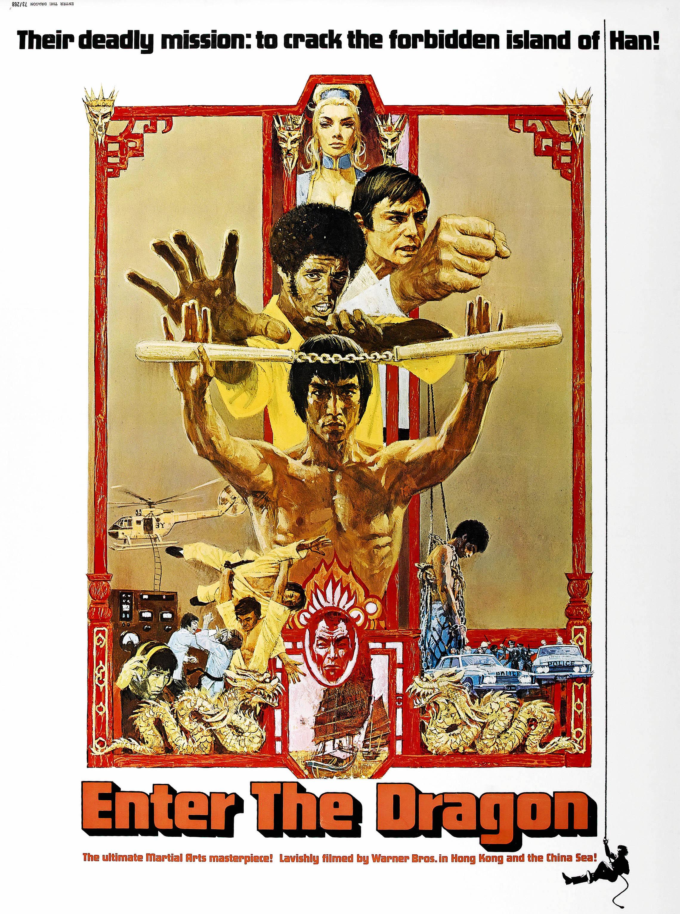 Enter the Dragon (1973) 📖