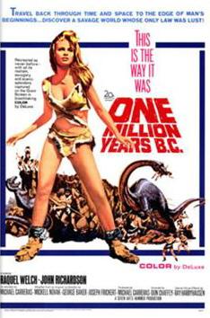 One Million Years B.C. (1966) 📖