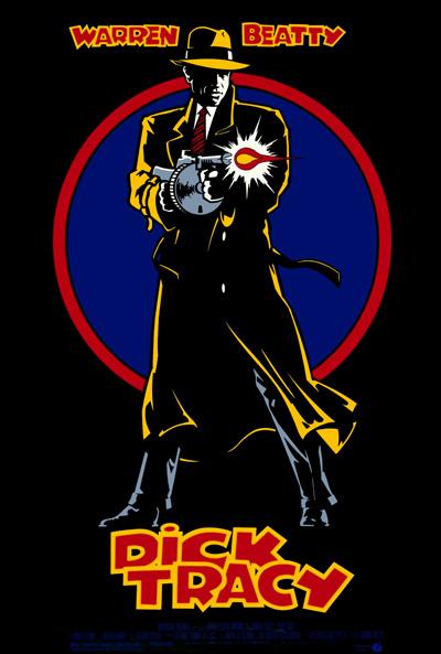 Dick Tracy (1990) 📽