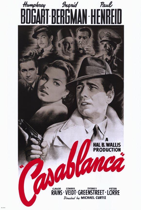 Casablanca (1942) 🌟