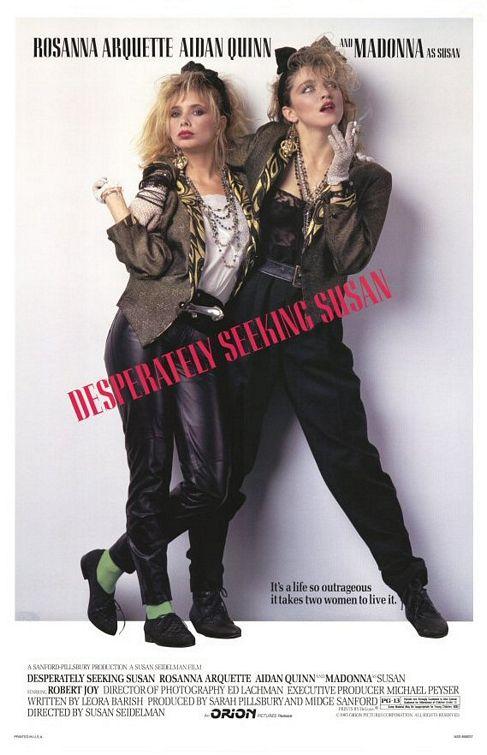 Desperately Seeking Susan (1985) 📽