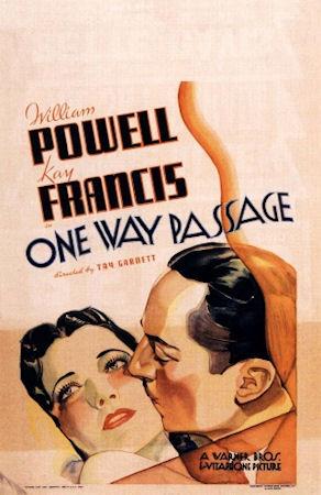 One Way Passage (1932) 📽