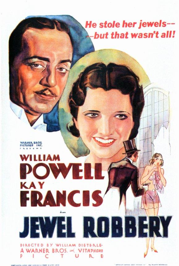 Jewel Robbery (1932) 📽