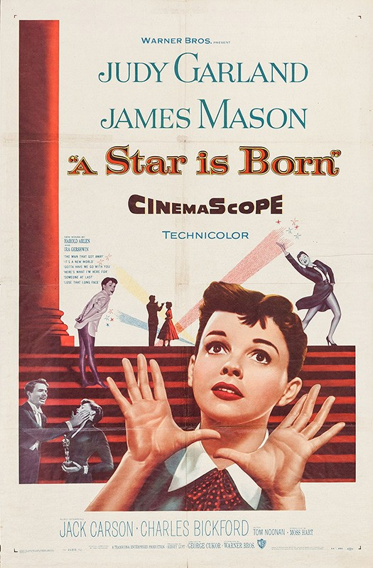 A Star Is Born (1954) 🌟