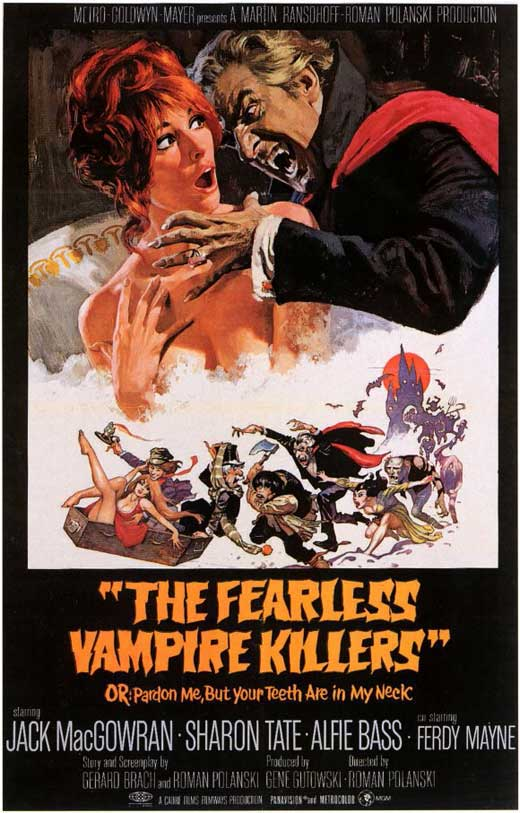 The Fearless Vampire Killers (1967) 📽