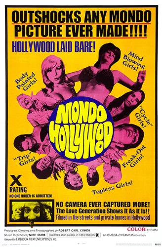 Mondo Hollywood (1967) 🌟