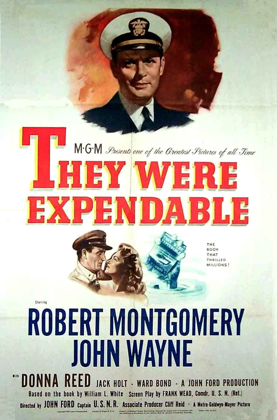 They Were Expendable (1945) 📽