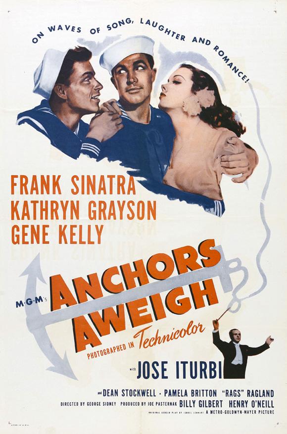 Anchors Aweigh (1945) 📽