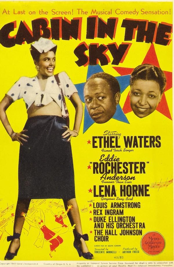 Cabin in the Sky (1943) 🌟