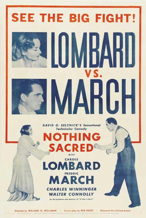 Nothing Sacred (1937) 📽