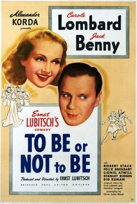 To Be or Not to Be (1942) 📖