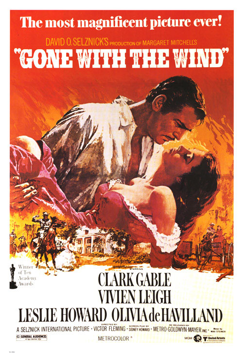 Gone with the Wind (1939) 🌟