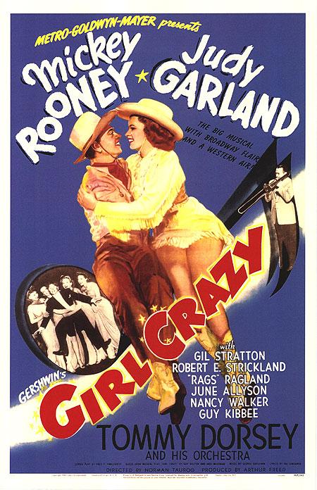 Girl Crazy (1943) 📖