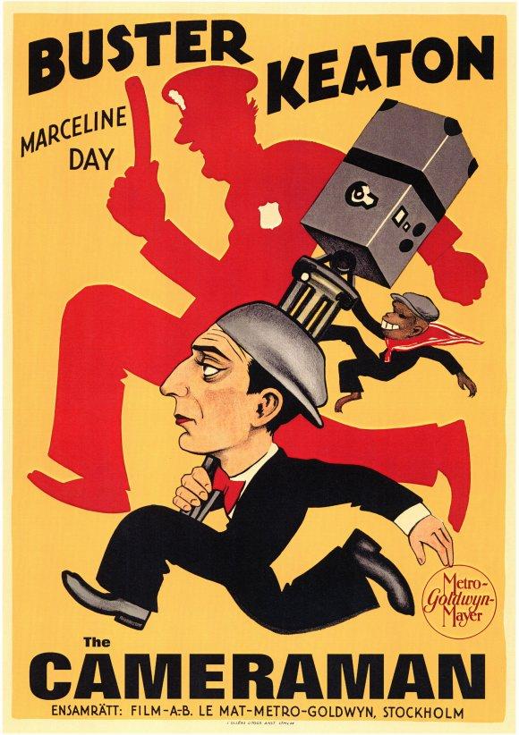 The Cameraman (1928) 📽
