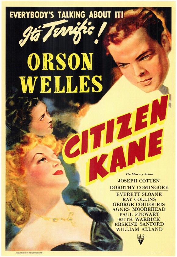 Citizen Kane (1941) 🌟
