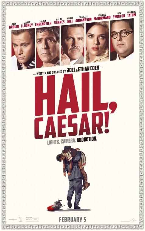 Hail, Caesar! (2016) 📖