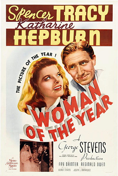 Woman of the Year (1942) 📽