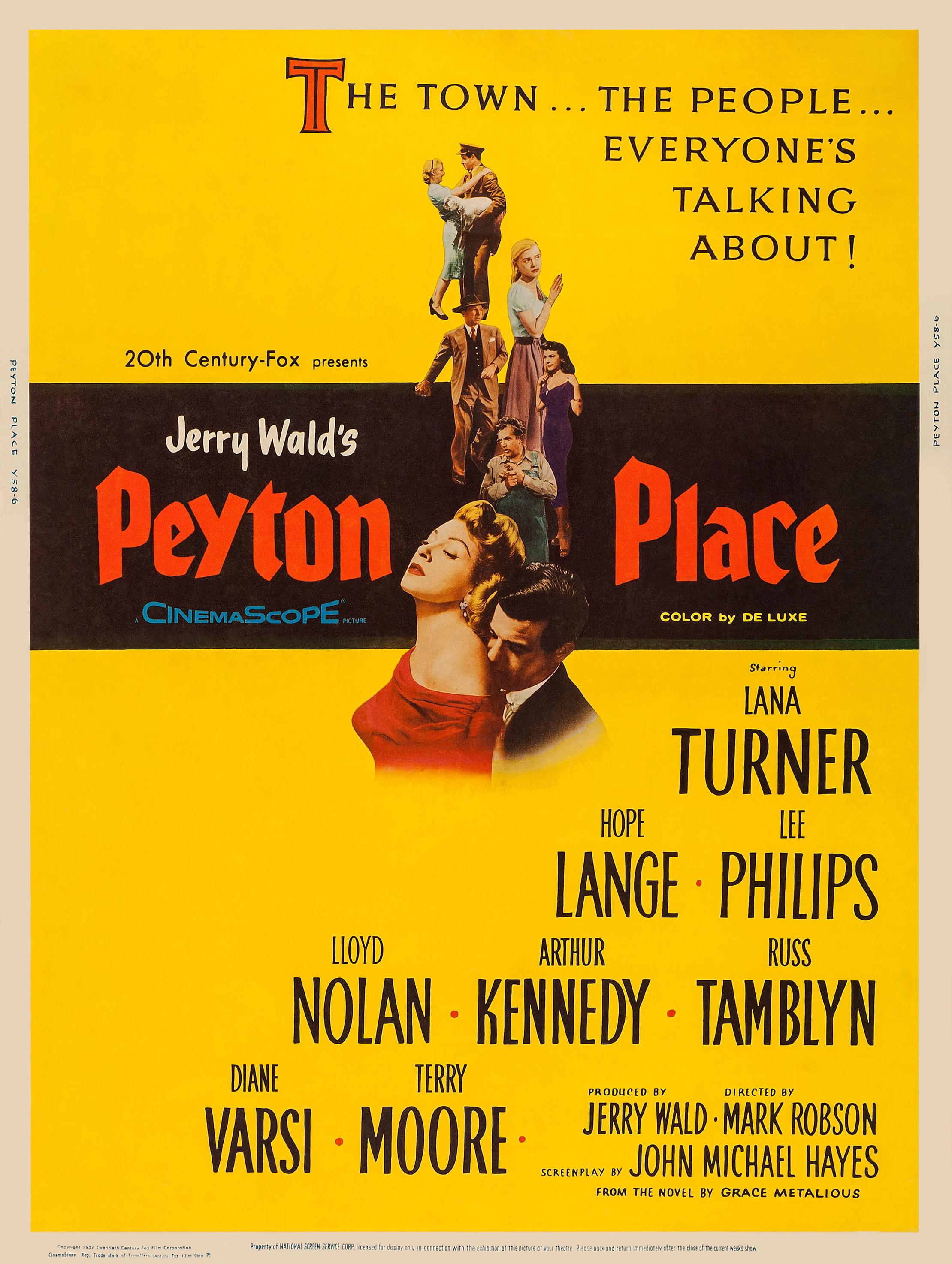 Peyton Place (1957) 📽