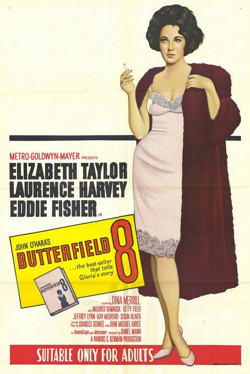 Butterfield 8 (1960) 📽