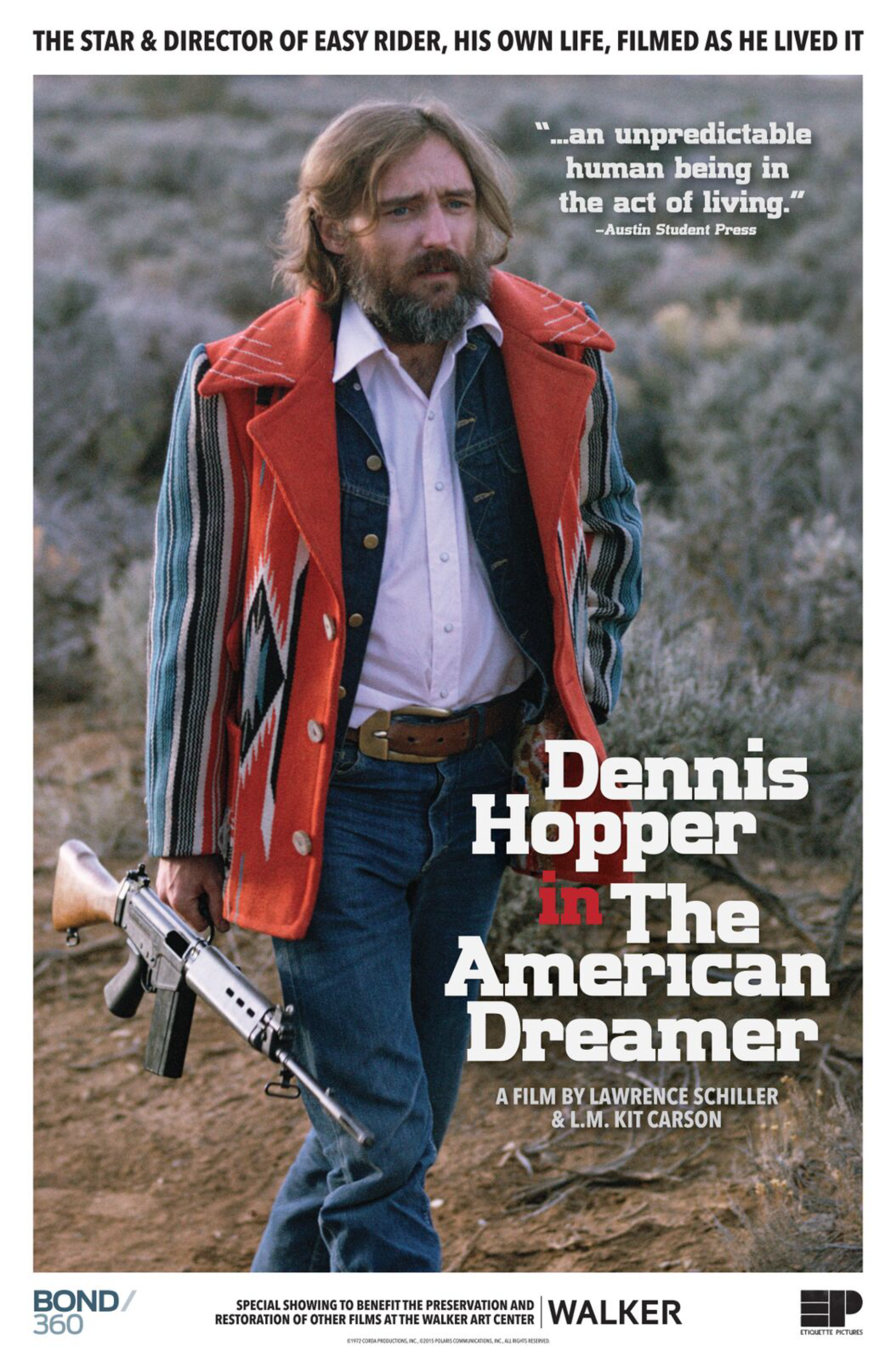 The American Dreamer (1971) 🌟