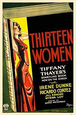 Thirteen Women (1932) 📖
