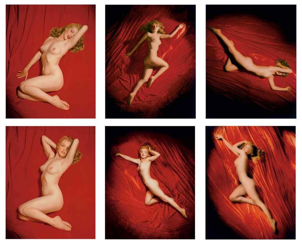 Tom Kelley's nude Marilyn photos, 1949