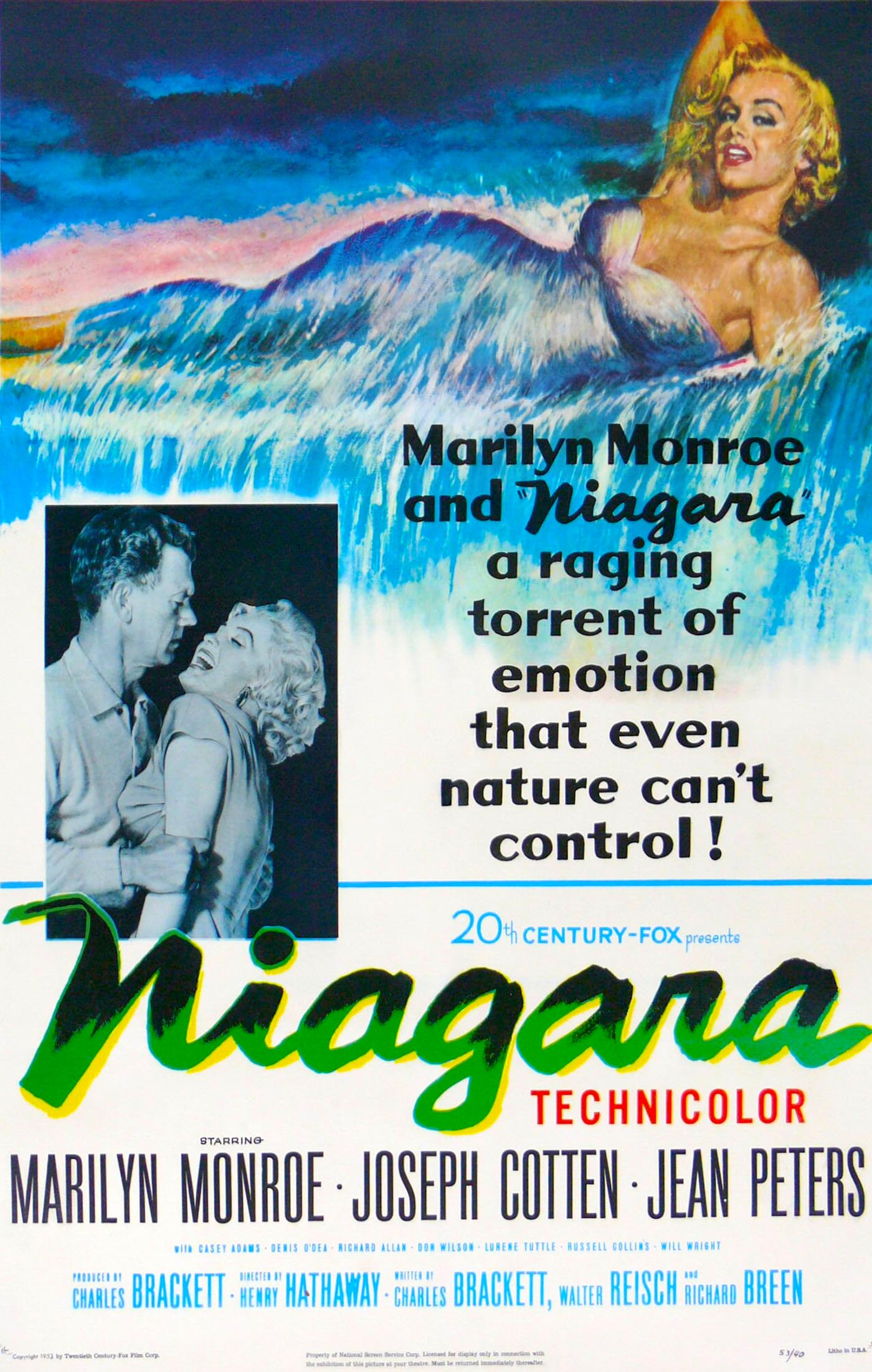 Niagara (1953) 📽