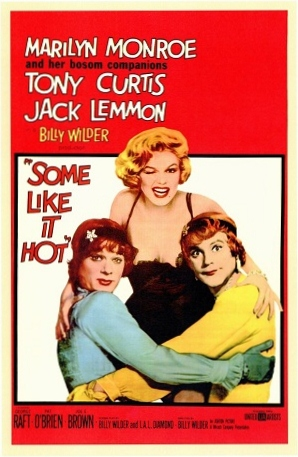 Some Like It Hot (1959) 📽