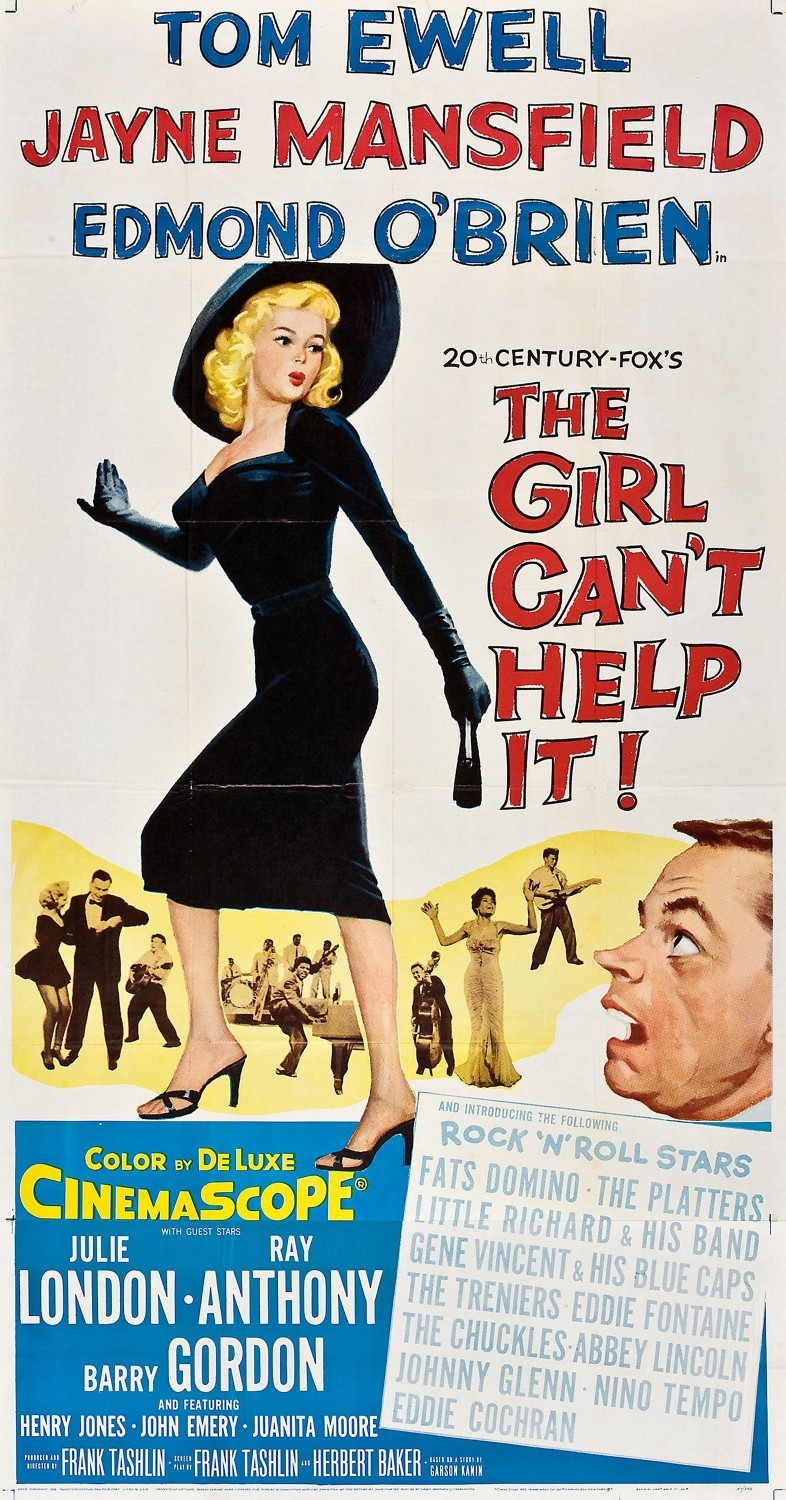 The Girl Can't Help It (1956) - 📽