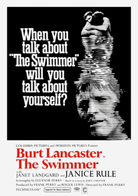 The Swimmer (1968) 🌟