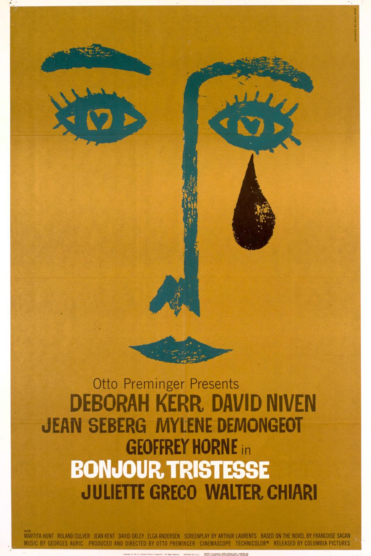 Bonjour Tristesse (1958) 🌟