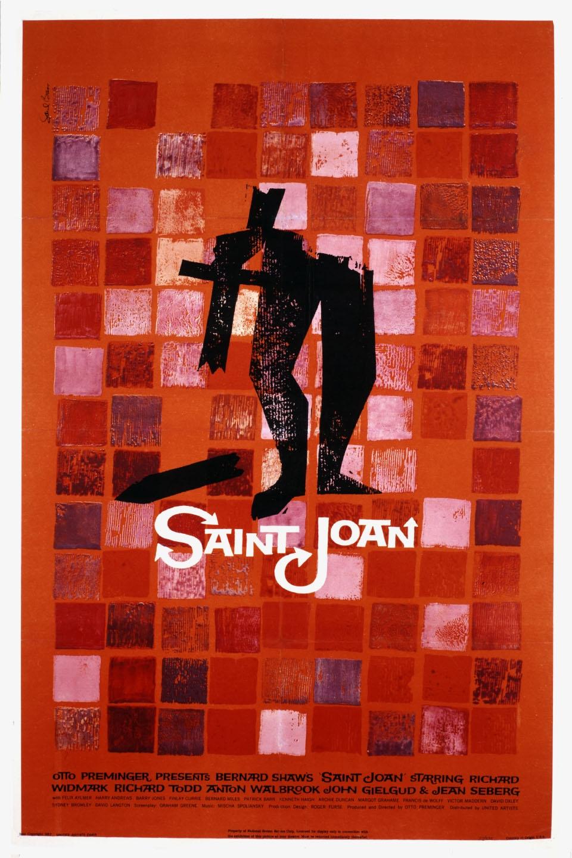 Saint Joan (1957) 📽