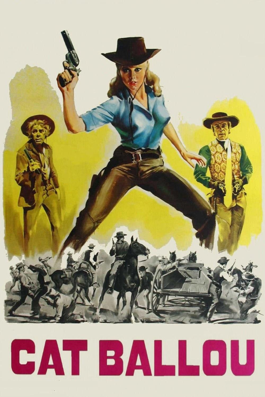 Cat Ballou (1965) 📽