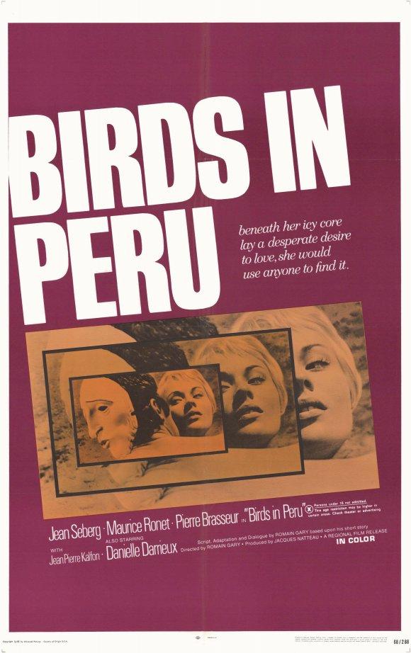 Birds in Peru (1968) 📖