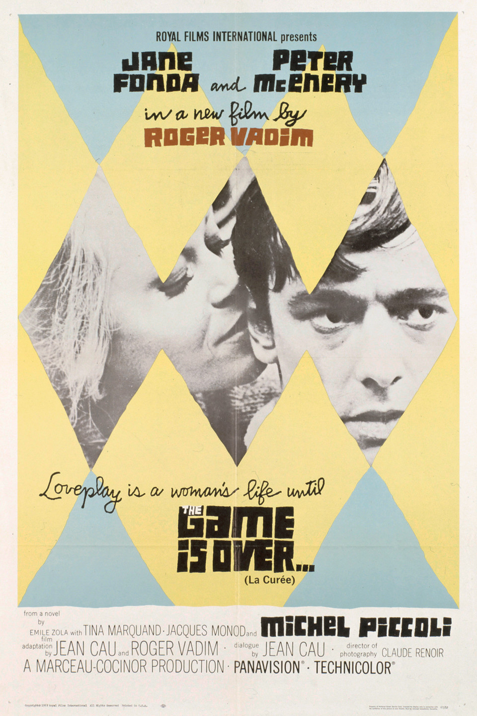 The Game Is Over (1966) 📖