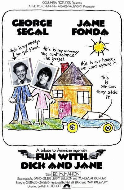 Fun with Dick and Jane (1977) 📽