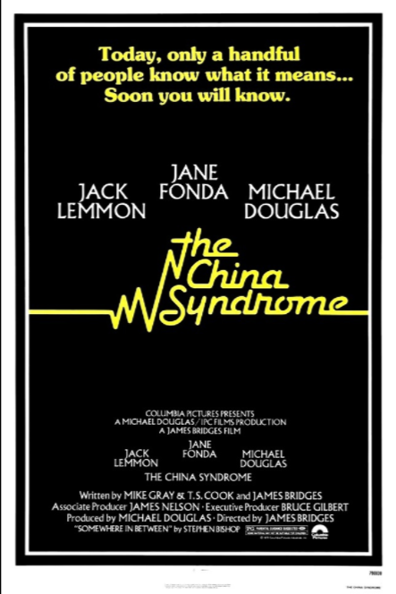 The China Syndrome (1979) 📽