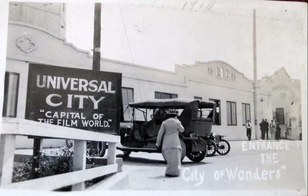 Universal City, c. 1915