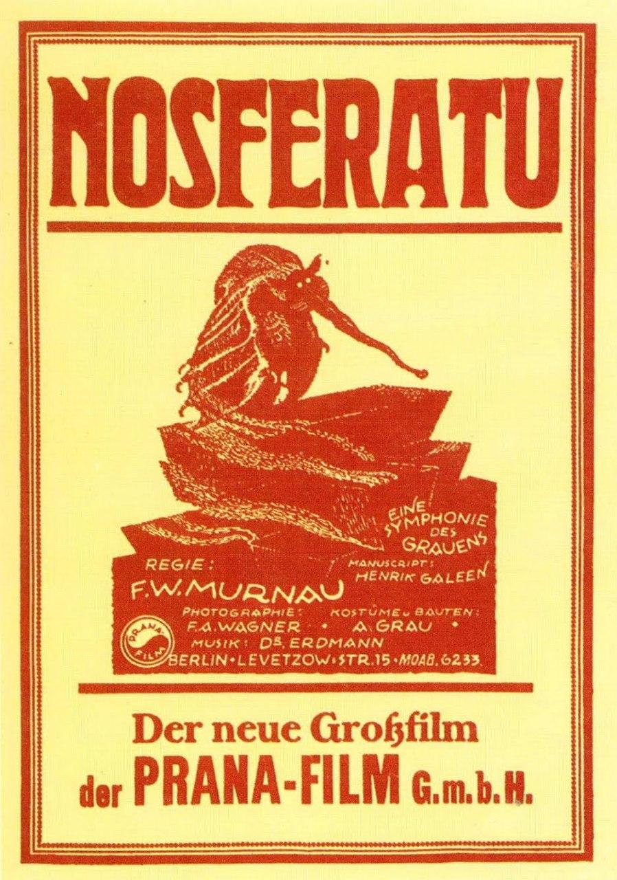 Nosferatu (1922) 📽 🌟