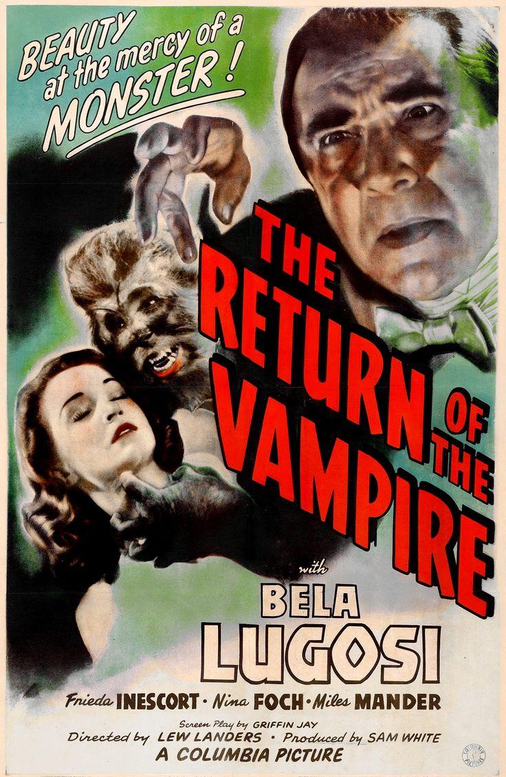The Return of the Vampire (1943) 📖