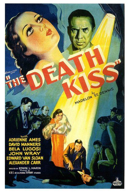 The Death Kiss (1932) 📖