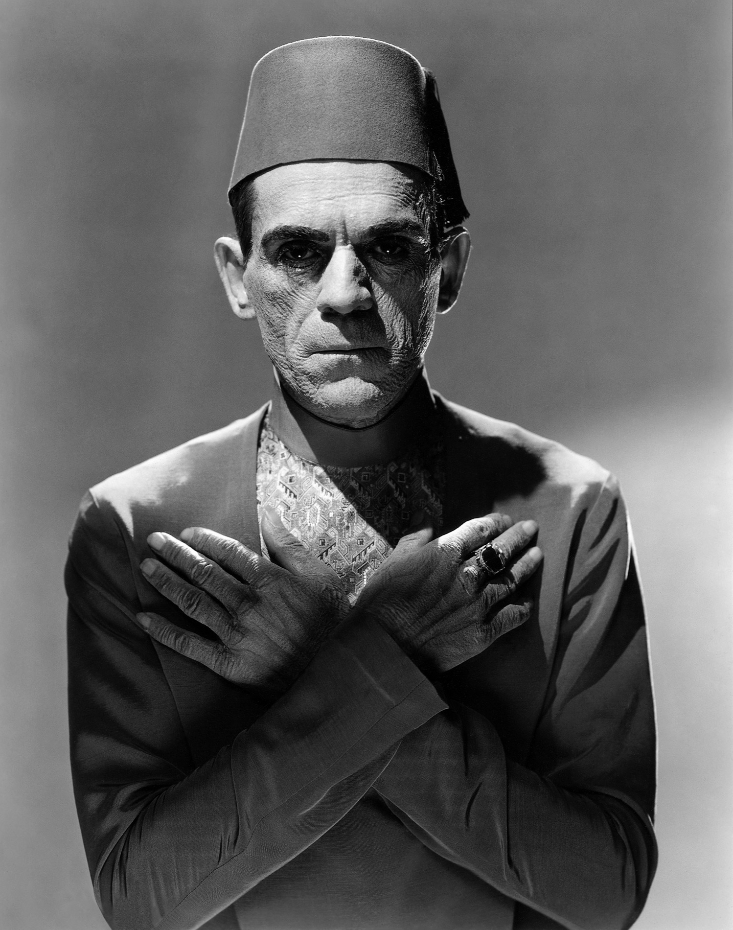 Boris Karloff,  The Mummy , 1932